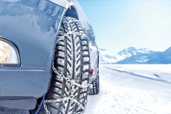 استفاده صحیح از خودرو در زمستان