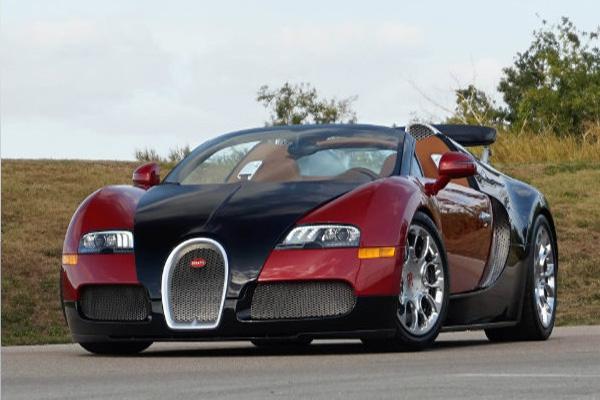 گرانترین خودرو های سال 2020
