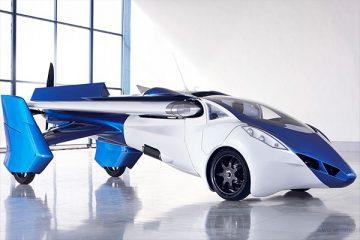 جدیدترین خودرو های پرنده