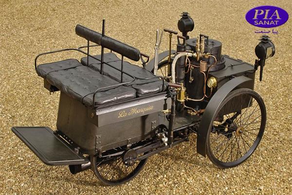 قدیمی ترین خودرو دنیا