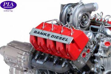 اختراع موتور های دیزلی