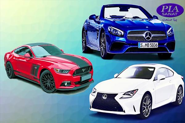 مقایسه خودرو های آمریکایی، اروپایی و ژاپنی