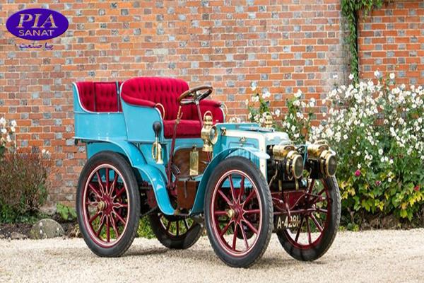 قدیمی ترین خودروسازی دنیا