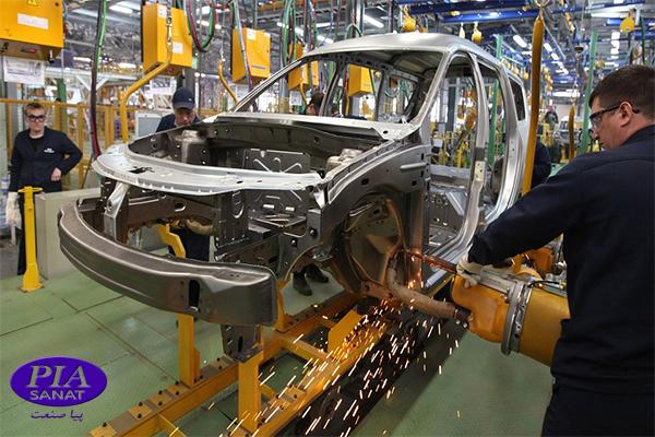 صنعت خودروی روسیه